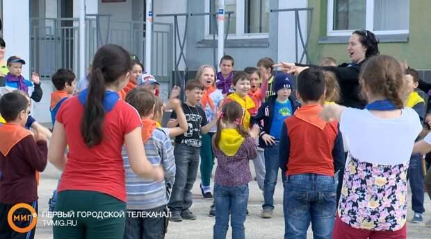 Летом дети Ноябрьска отдохнут в пришкольных лагерях