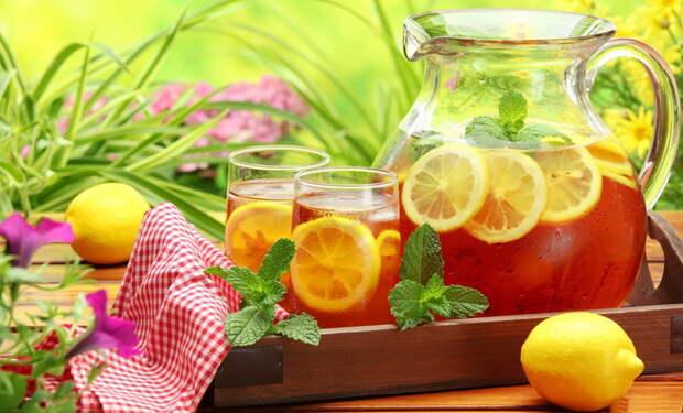 Чай и цитрусовые могут снизить риск развития рака яичников