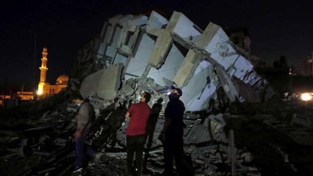Минздрав сектора Газа сообщил о гибели 72 палестинцев при столкновении с Израилем