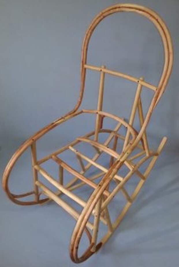 Кресло в переменной кривизной