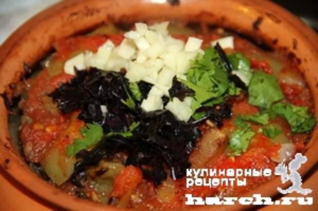 chanahi s telyatinoy 7 Чанахи с телятиной
