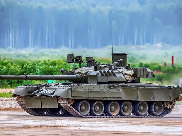 В РФ восстановили уникальный танк с суперпушкой