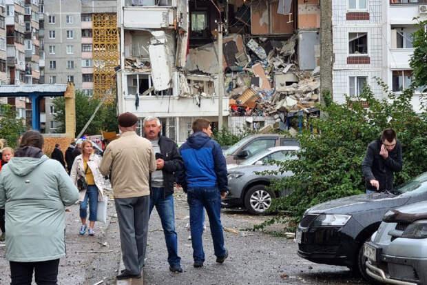 Жертвами взрыва газа в Ногинске стали два человека