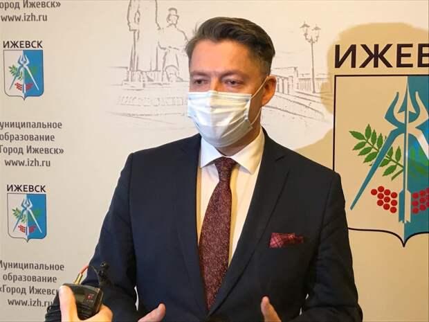 Коней на переправе не меняют: глава Ижевска Олег Бекмеметьев сохранил свой пост
