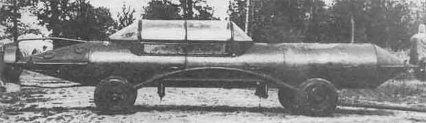 Сверхмалые подлодки семейства «Тритон»