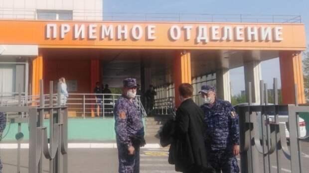 Возросло количество пострадавших при стрельбе в казанской гимназии