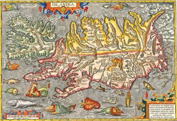 Этническое происхождение норманнов заселивших Исландию
