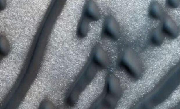 Загадки Марса со спутниковых карт: находки НАСА