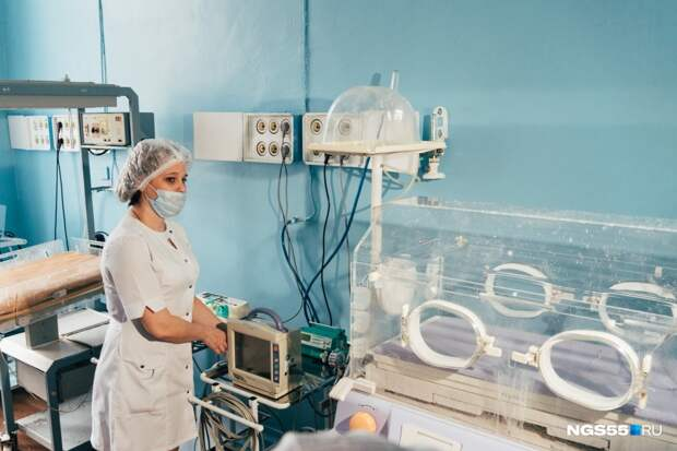 Минздрав: в 2020 году в омской больнице умерла одна беременная женщина с коронавирусом