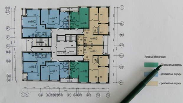 Малогабаритные квартиры вТюмени подорожали вдва раза