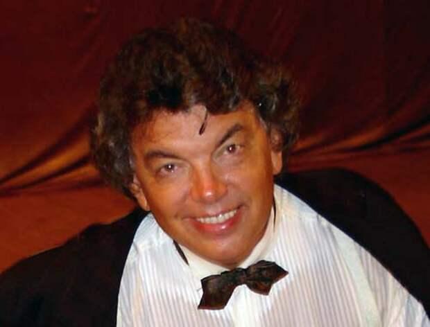 Сергей Захаров, 2009 год. wikimedia