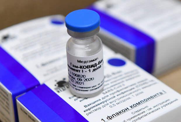 В Тверской области продолжается активная вакцинация граждан от Covid-19