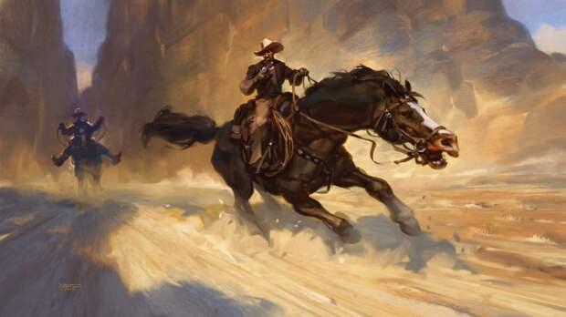 Как формировался образ Дикого Запада в истории?