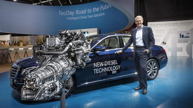 Новый дизельгейт: Daimler объявил об отзыве 3 миллионов автомобилей