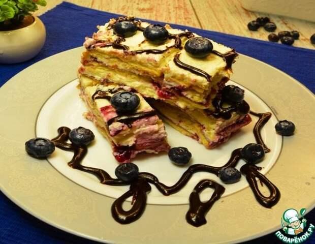 ИЗУМИТЕЛЬНО вкусный торт БЕЗ ВЫПЕЧКИ
