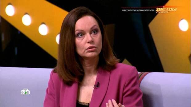 Ирина Безрукова обвинила именитого режиссера в домогательствах