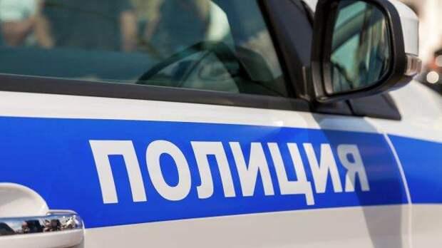 Полиция проверяет сообщение о мужчине, бросающемся на прохожих с ножом