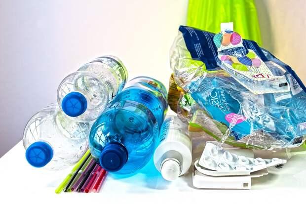 Пластиковых Отходов, Окружающая Среда, Загрязнения