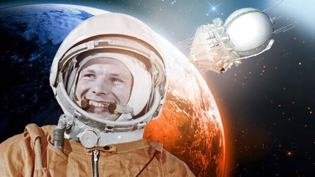 """Гагарин — """"украинец"""", полет в космос — """"заслуга американцев"""""""