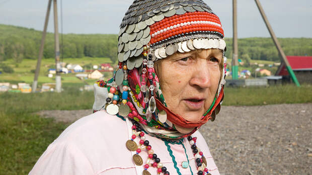 О чем последние чувашские язычники просят своих богов