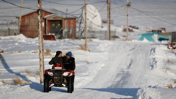 В Крыму призвали США вернуть Аляску