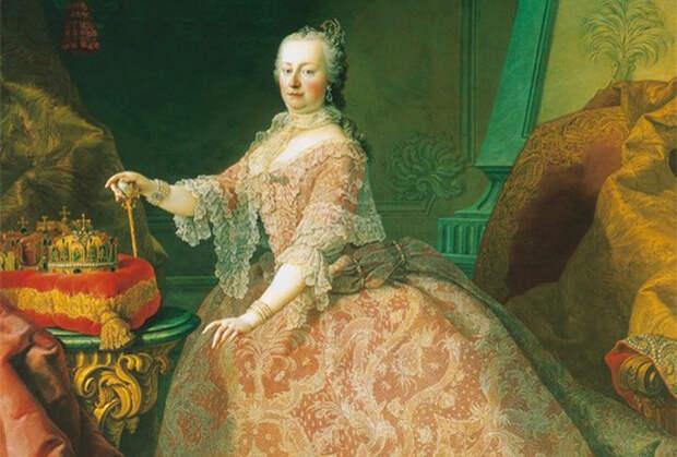 Императрица Мария-Терезия