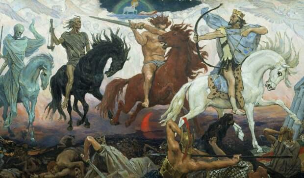 Мир на пороге религиозных войн и средневекового мракобесия. Александр Роджерс