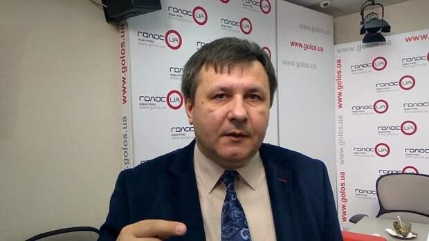"""Эксперт рассказал о желании Киева скрыть от украинцев """"неприглядную реальность"""""""