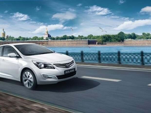 Hyundai в Петербурге намерена сохранить объемы выпуска в 2015 году