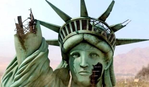США встали на путь самоуничтожения: пять доказательств