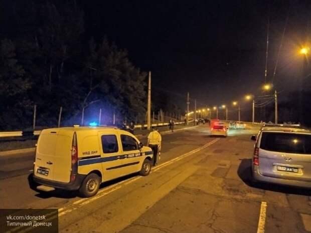 Мощный взрыв прогремел в Донецке, на месте происшествия работают спецслужбы