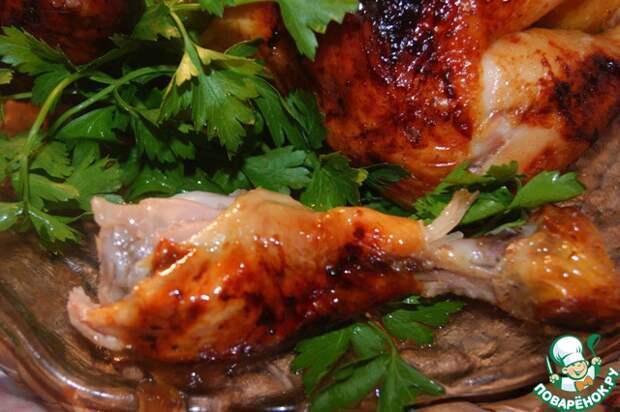 """""""Секретная"""" курица - вкусно, сочно и очень ароматно!"""