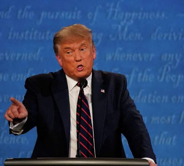 Худшие дебаты в истории: западные СМИ о противостоянии Трампа и Байдена