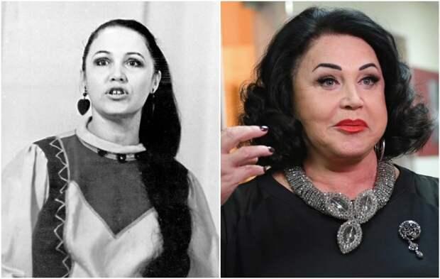 Российские звёзды в молодости, которых очень сложно узнать на старых фото