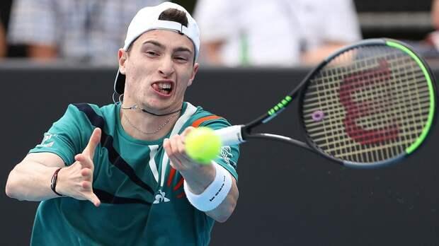 Шаповалов рассказал, почему не сыграет Roland Garros