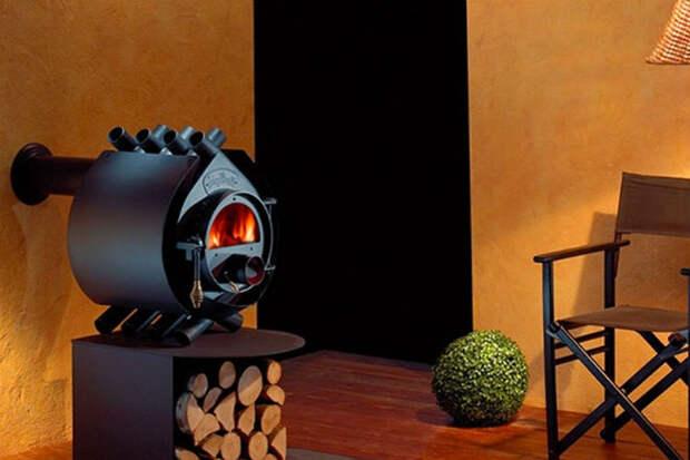 Отапливаем частный дом без газа: видео