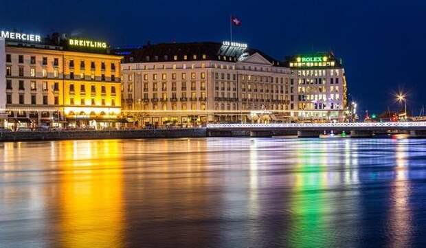 МИД Швейцарии: встреча президентов Путина и Байдена пройдёт на вилле Ла Гранж в Женеве
