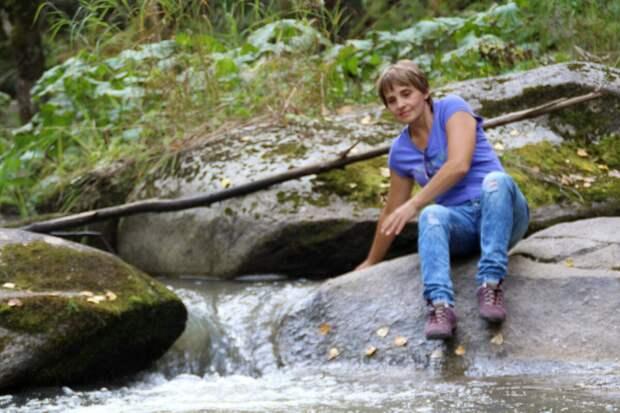 В сентябре в лесу, в окрестностях Белокурихи. Фото из личного архива.