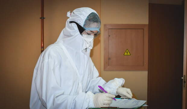 Выкса влидерах: обнародованы данные озаболевших COVID-19 вНижегородской области