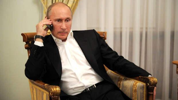 Японские СМИ рассказали о «шоке» Китая из-за разговора Путина и Байдена