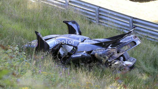 Разбор полетов: в Koenigsegg назвали причину «крушения» One:1