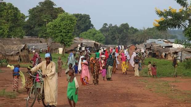 Жители ЦАР пожаловались на незаконное пересечение границы страны вертолетом армии Чада