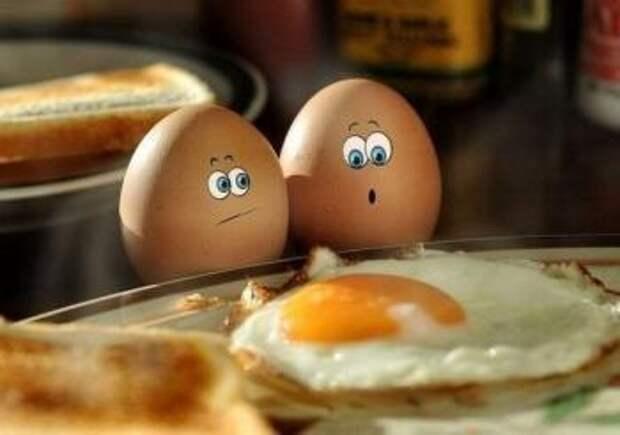 Перец на завтрак...)