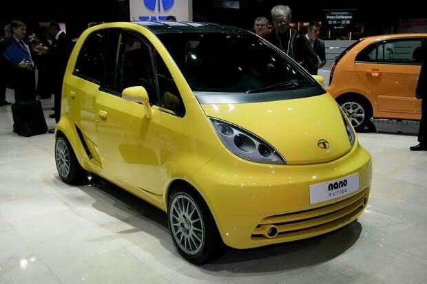 Топ-10 самых дешевых машин в мире
