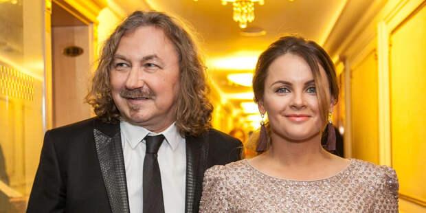 Жена Игоря Николаева стала невестой