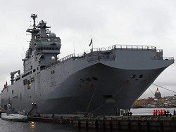 Новость на Newsland: Франция заявила, что продолжит вооружать Россию