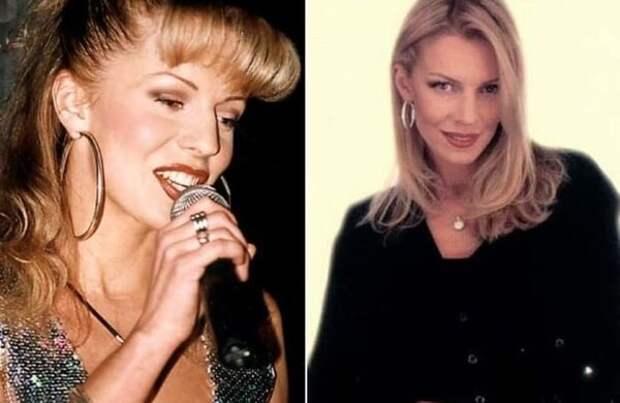 Певица, покорившая сцену в конце 1980-х – 1990-х гг.   Фото: vev.ru и peoples.ru