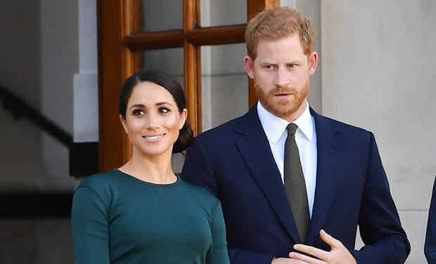 Принц Гарри анонсировал их первый с Меган Маркл многосерийный проект для Netflix