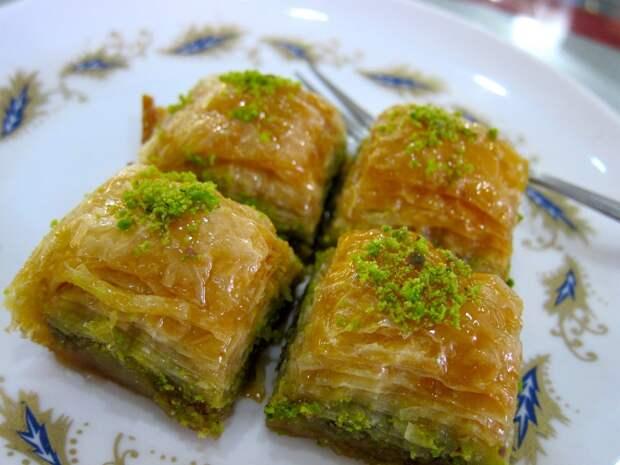 Настоящая турецкая Пахлава! Подробный рецепт.