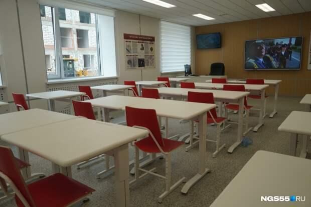 Пятиразовое питание, ноутбуки и комнаты на двоих: как будут жить кадеты в новом корпусе